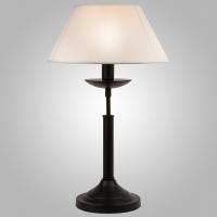 Настольная лампа Eurosvet Hotel 01010/1 черный
