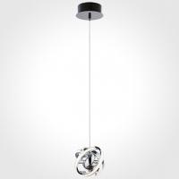 Подвесной светодиодный светильник Eurosvet Solo 90057/1 хром