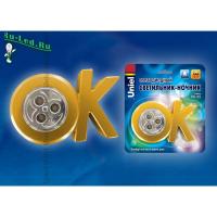 DTL-355 OK/Gold/3LED/3AAA